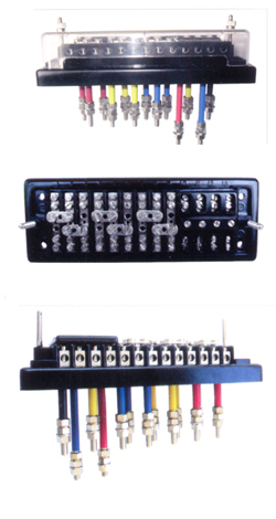 Export Type Test Terminal Block, Mumbai, India
